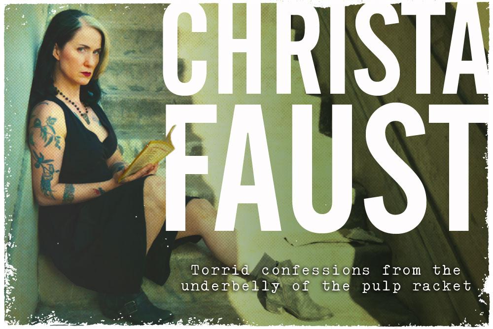 Christ Faust home page image